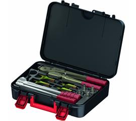 TECE Комплект ручного инструмента для расширения труб и запрессовки пресс-втулок (TECEflex)