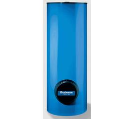 Накопительный водонагреватель (бойлер) Buderus Logalux SU300/5, синий, вертикальный, 300 л.