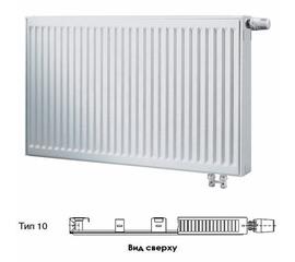 BUDERUS Радиатор стальной панельный VK-Profil 10/300/900, re