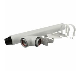 Комплект коаксиальный STOUT для котлов Baxi,Viessmann Ø 60/100, L850 мм