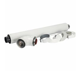 Комплект коаксиальный STOUT для котлов Vaillant, Protherm Ø 60/100, L850 мм