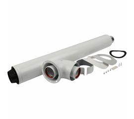 Комплект коаксиальный STOUT для котлов Bosch, Buderus Ø 60/100, L850 мм