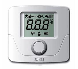 7101061-- BAXI Датчик комнатной температуры QAA 55 для котлов LUNA Platinum+ и LUNA Duo-tec MP