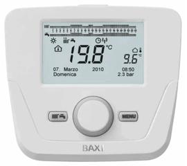 7102442-- BAXI Пульт управления котлом QAA 75 для котлов LUNA Platinum+ и LUNA Duo-tec MP