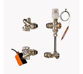 VALTEC Насосно-смесительный узел DUALMIX (130 мм)