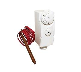 AT 10F Термостат электромеханический, накладной на трубу с выносным датчиком