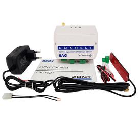 Система удаленного управления котлом ZONT Connect для котлов BAXI