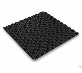 Плита с фиксаторами для крепления трубы Energofloor Pipelock 30/1,1-0,7