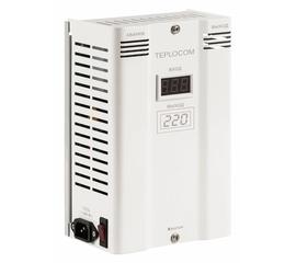 Фазоинверторный стабилизатор напряжения TEPLOCOM ST-600 INVERTOR