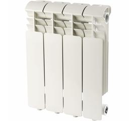 Алюминиевый радиатор Global Iseo 350/ кол-во секций 4