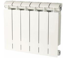 Радиатор биметаллический GLOBAL STYLE EXTRA 350 NEW/ кол-во секций 6