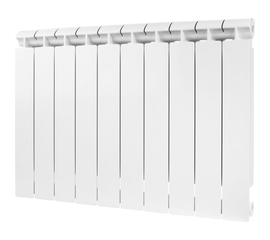 Радиатор биметаллический GLOBAL STYLE EXTRA 500 NEW/ кол-во секций 10
