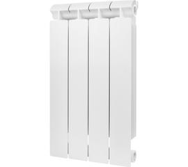 Радиатор биметаллический GLOBAL STYLE EXTRA 500 NEW/ кол-во секций 4