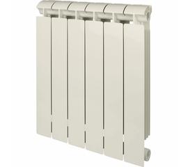 Радиатор биметаллический GLOBAL STYLE EXTRA 500 NEW/ кол-во секций 6