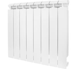 Радиатор биметаллический GLOBAL STYLE EXTRA 500 NEW/ кол-во секций 8
