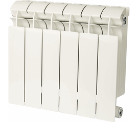 Радиатор биметаллический GLOBAL STYLE PLUS 350/кол-во секций 6