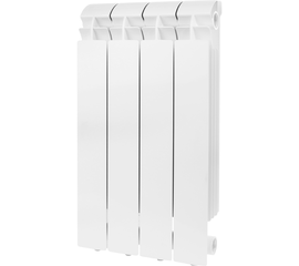 Алюминиевый радиатор Global Vox R 500/кол-во секций 4
