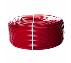 STOUT Труба для напольного отопления, PE-Xa/EVOH d16x2,0 (бухта 200 м.) красная