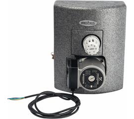 Смесительный модуль для теплого пола Meibes Thermix с термостатом 25-50°С, с насосом UPS 15-50 MBP