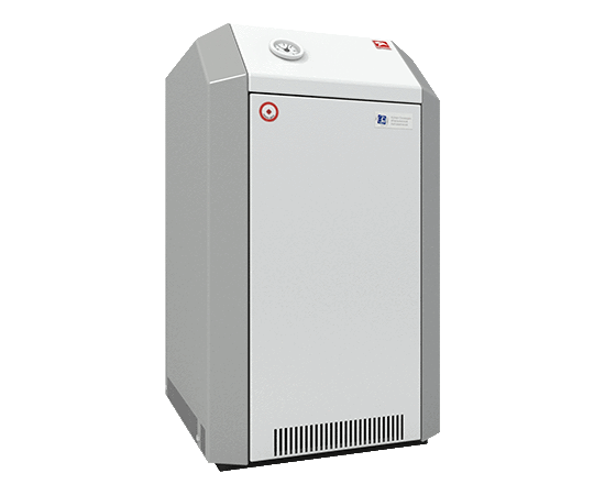 Котел газовый напольный одноконтурный ЛЕМАКС серия Премиум-7,5 с ГГУ-9, автоматика 630 EUROSIT, 7,5 кВт
