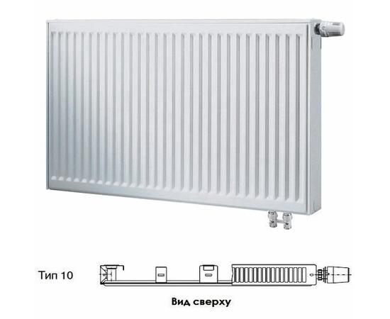 BUDERUS Радиатор стальной панельный VK-Profil 10/600/400, re