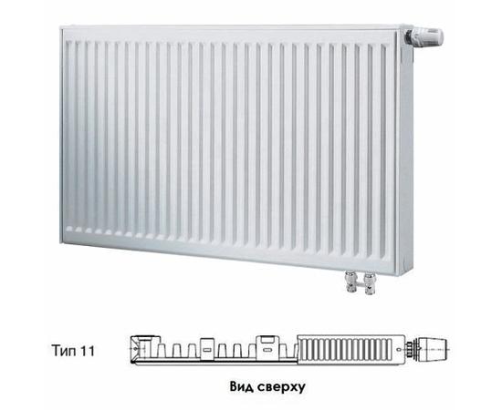 BUDERUS Радиатор стальной панельный VK-Profil 11/600/500, re