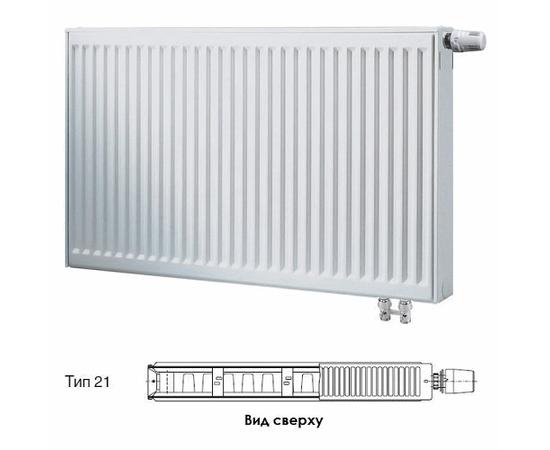 BUDERUS Радиатор стальной панельный VK-Profil 21/400/1600, re