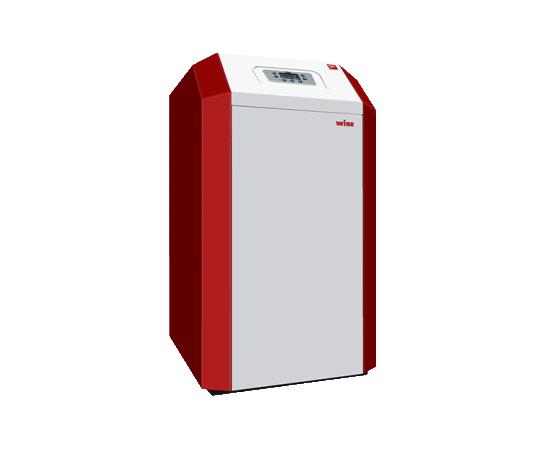 Котел газовый напольный одноконтурный ЛЕМАКС серия WISE-35, чугунный, 35 кВт