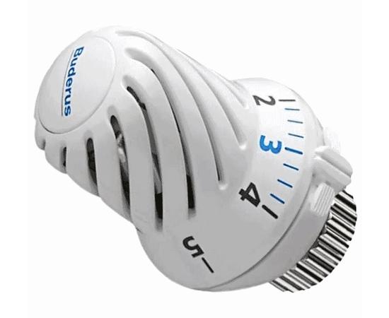Термостатическая головка Logafix BD (Встроенный датчик,с нулевой позицией)