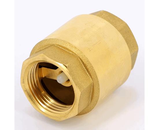 """Клапан обратный пружинный муфтовый с пластиковым седлом ITAP """"YORK"""" 2 1/2"""""""
