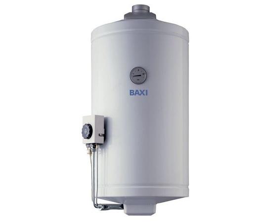 Газовый накопительный водонагреватель (бойлер) BAXI SAG3 100, 100 л.