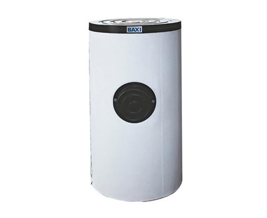 Накопительный водонагреватель (бойлер) BAXI UBT 80, с белым кожухом, 80 л.